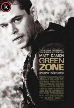 Green Zone distrito protegido (DVDrip)