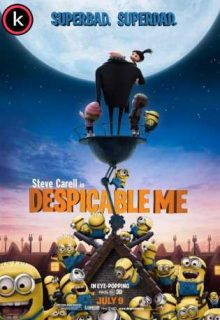 Gru Mi villano favorito (HDrip)