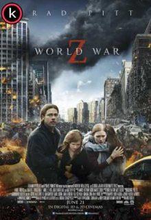Guerra Mundial Z (HDrip)