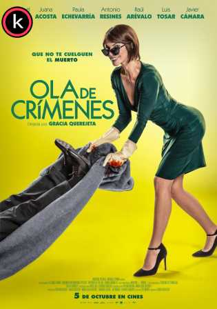Ola de crímenes (HDrip)