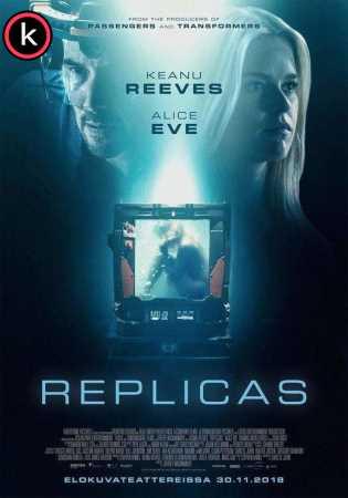 Replicas (HDrip) VO