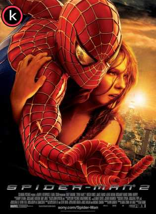 Spider-man 2 (HDrip)