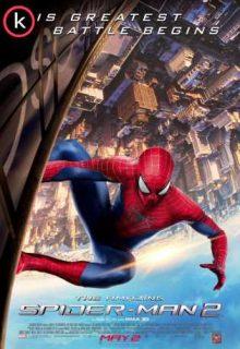 The Amazing Spider-Man 2 El poder de Electro (HDrip)