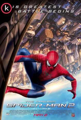 The Amazing Spider-Man 2 El poder de Electro (HDrip)