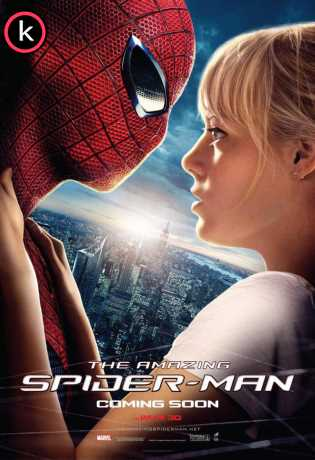 The amazing Spider-man (DVDrip)
