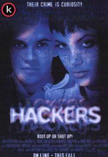Hackers Pitaras informaticos (DVDrip)