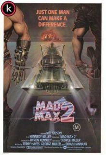Mad Max 2 El guerrero de la carretera (DVDrip)