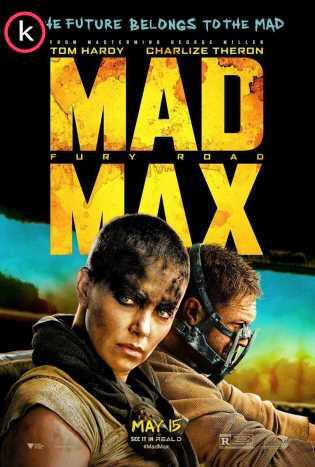 Mad Max Furia en la carretera (DVDrip)
