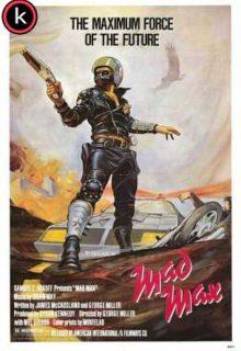 Mad Max Salvajes de autopista (HDrip)