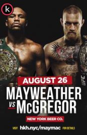 Mayweather Vs McGregor (HDTV)