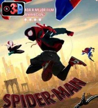 Spiderman un nuevo universo (3D)