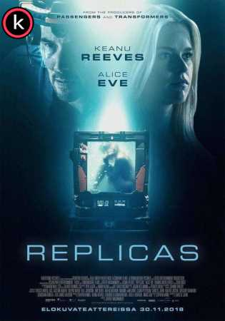 Replicas (HDrip) Vose