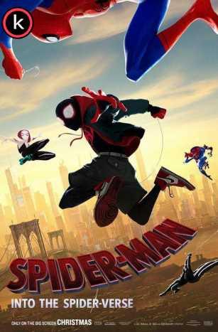 Spider-Man Un nuevo universo (HDrip) Latino