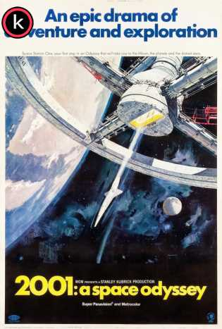 2001 Una odisea del espacio (MicroHD)