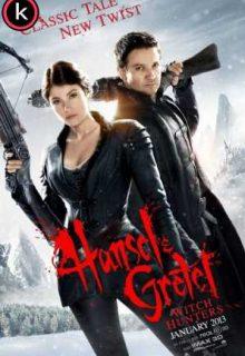 Hansel y Gretel Cazadores de brujas (HDrip)