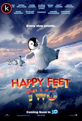 Happy Feet 2 (DVDrip)