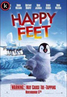 Happy Feet Rompiendo el hielo (HDrip)