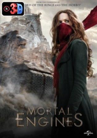 Mortal Engines (3D)