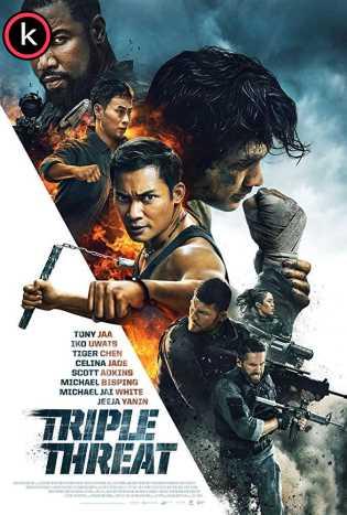 Triple amenaza (HDrip)