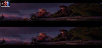 Como entrenar a tu dragon 3 (3D)