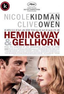 Hemingway y Gellhorn (HDrip)