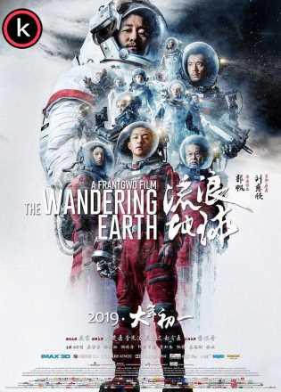 The wandering earth (HDrip)