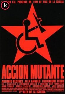 Accion mutante (DVDrip)
