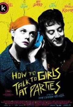 Como enamorar a una chica punk (HDrip)