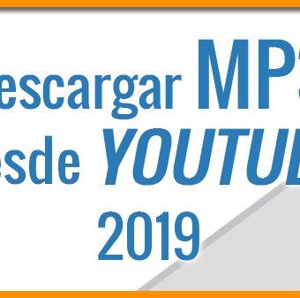 Descargar MP3 desde Youtube Con Chrome y Firefox