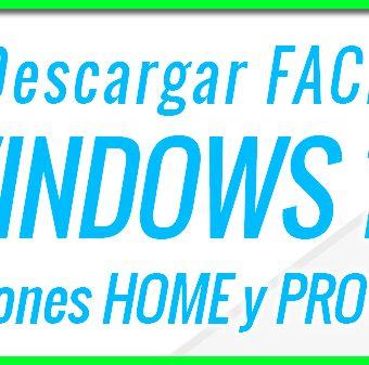 Descargar Windows 10 Gratis Con HEYDOC | Home y PRO |