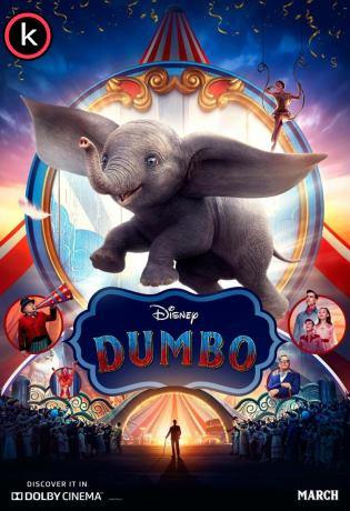 Dumbo 2019 (HDrip)