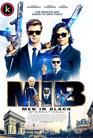 Men in Black International - Torrent