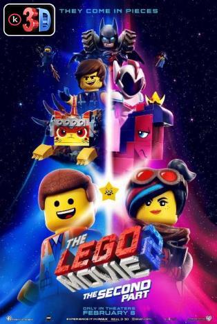 La Lego pelicula 2 (3D)