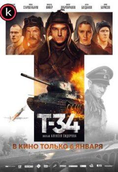 T-34 (HDrip) Latino