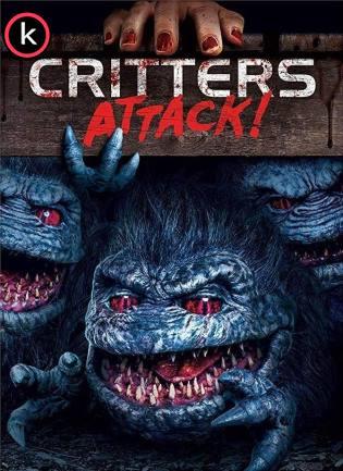 Critters attack (HDrip) latino