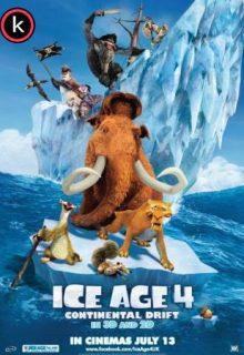 Ice age 4 la formación de los continentes (DVDrip)