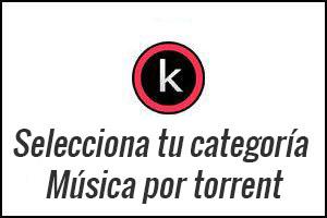 musica por torrent categorias