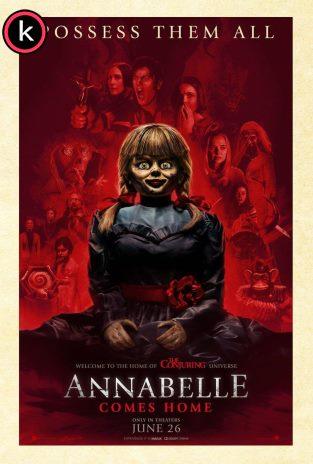Annabelle vuelve a casa - Torrent