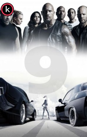 Fast & Furious 9 (TSscreener) Latino