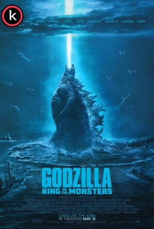 Godzilla 2 Rey de los monstruos (HDrip) Torrent