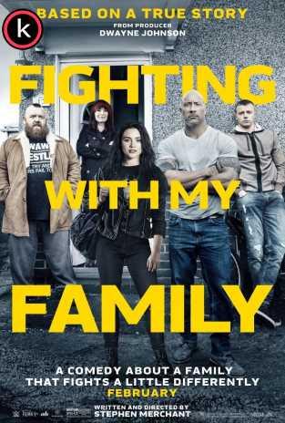 Peleando en familia (MicroHD)