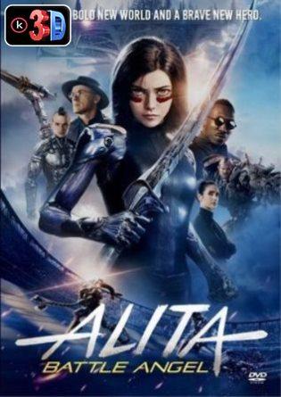 Alita Angel de combate (3D)