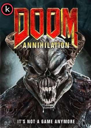 Doom Annihilation (HDrip) Latino