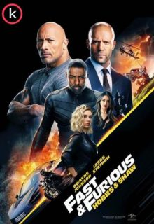 Fast & Furious Hobbs & Shaw - Torrent
