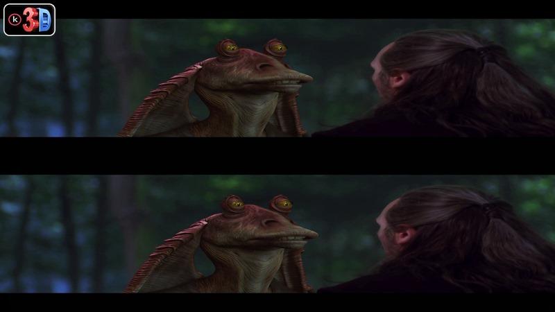 Star Wars Episodio 1 La amenaza fantasma (3D)
