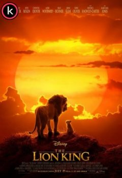 El rey león 2019 - Torrent