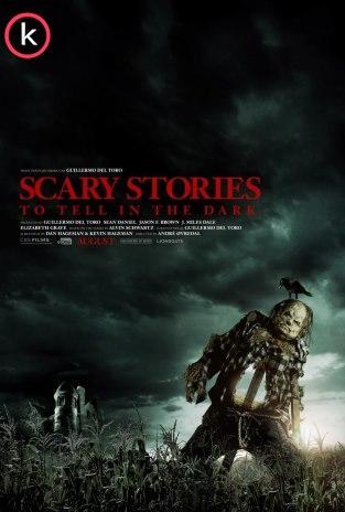 Historias de miedo para contar en la oscuridad - Torrent