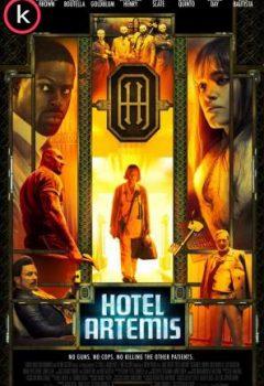 Hotel Artemis (HDrip)