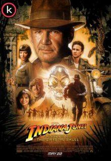 Indiana Jones y el reino de la calavera de cristal (DVDrip)