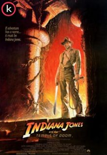Indiana Jones y el templo maldito (MicroHD)